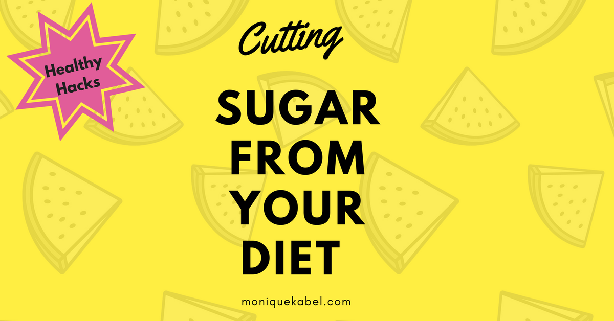 how to cut sugar out of your diet