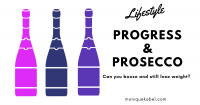 progress & prosecco